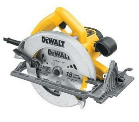 DEWALT DW368 Heavy Duty Lightweight Circular Saw
