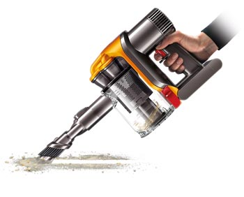 The Dyson DC34 Handheld Vacuum Cleaner