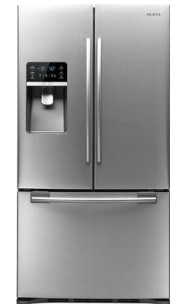 Samsung RFG297HDRS French Door Refrigerator