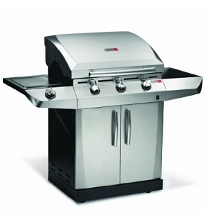 Char-Broil 463270911 TRU Infrared 3-Burner Gas Grill